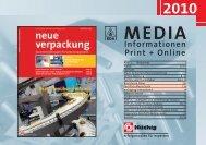 Informationen Print + Online - Hüthig Gmbh