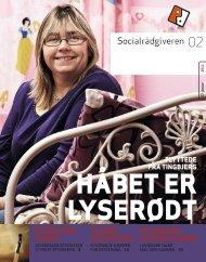 Socialrådgiveren nr. 2-2011 - Dansk Socialrådgiverforening
