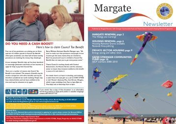 Winter 2008 newsletter - Thanet District Council