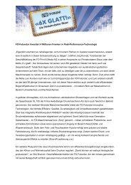 Pressemitteilung - FO Print & Media AG