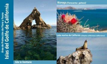 Islas del G olfo de California - área de protección de flora y fauna ...
