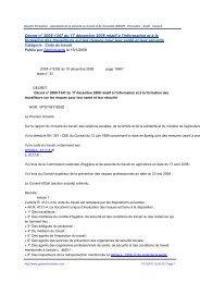 Décret n° 2008-1347 du 17 décembre 2008 relatif à l ... - Webagoo.eu