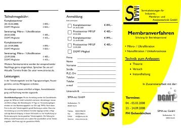 Anmeldung - SIMA-tec GmbH