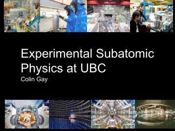 10000000001 10000000000 - UBC Physics & Astronomy