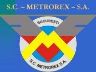 Strategia de dezvoltare si modernizare a metroului din ... - URTP