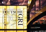 Frankfurt 27-28 April 2009 - Global Real Estate Institute