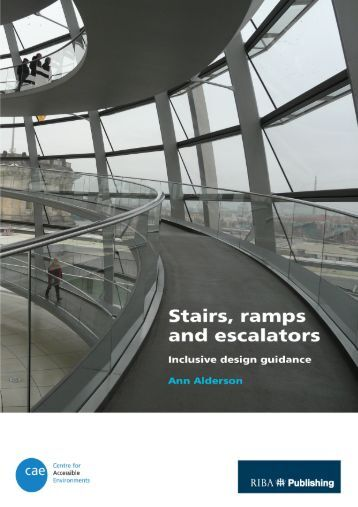 Stairs, ramps and escalators - Scai.in