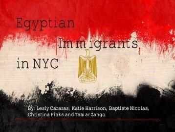 Egyptians - ilzeearner.com