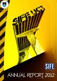 SIFE UCT Annual Report 2012