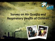 Title :Survey on Air Quality….
