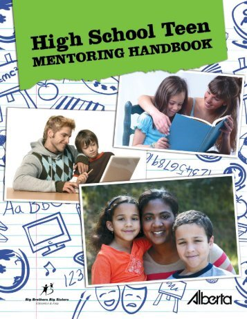 High School Teen Mentoring Handbook - Enterprise and Advanced ...