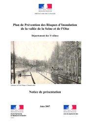 Plan de Prévention des Risques d'Inondation de la vallée de la ...