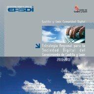 Estrategia Regional para la Sociedad Digital del Conocimiento de ...