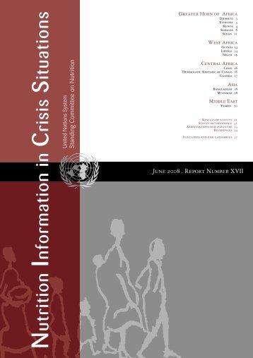 NICS Vol 17, June 2008 - UNSCN