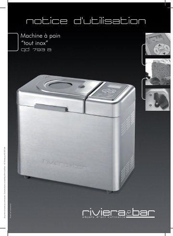 home bread xxl - machine à pain