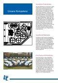 Biogastechnik Biogasanlagen mit LimnoTec - Seite 4