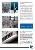 Biogastechnik Biogasanlagen mit LimnoTec - Seite 7