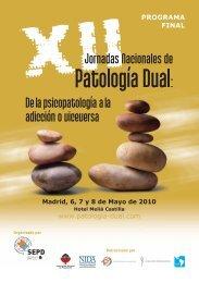 Programa Final - Asociación Española de Patología Dual