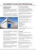facadeisoleringsystem isolerende loftbeklædning - Skalflex - Page 4