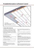 facadeisoleringsystem isolerende loftbeklædning - Skalflex - Page 7