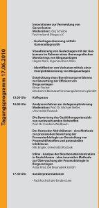 Tagungspro gramm 18.06.2010 - Biogas-Innovationskongress - Seite 3