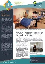 4 Corners Newsletter - Vol 4 - Central Queensland University