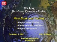 1 November 07 Public Meeting IER 12 13 14 15 16 17 - NOLA ...