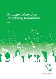 Detailhandelsanalyse 2008 - Svendborg kommune