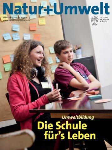 Heft 4-2012 - Bund Naturschutz in Bayern eV