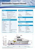 Renewable Support Vessels - P&O Maritime Services - Page 2
