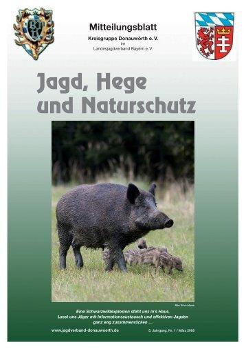 Jagd, Hege und Naturschutz - Jagdverband