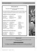 Jagd, Hege und Naturschutz - Jagdverband - Seite 5