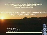 Diapositiva 1 - Gbif.es