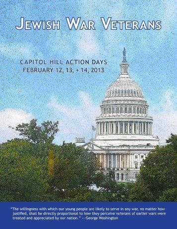 senator - Jewish War Veterans of the United States