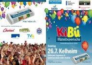 Sonntag 26.7. Kelheim Keldorado Liegewiese & Spielwiese beim ...