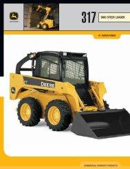 317 SKID STEER LOADER - Cesco Used Equipment