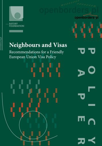 Neighbours and Visas