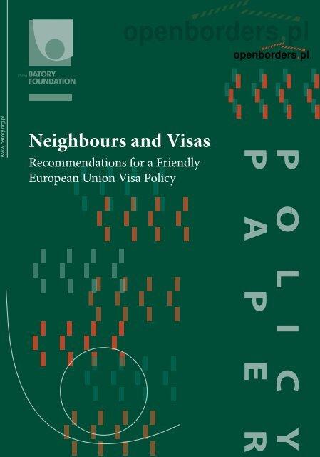 Neighbours and Visas