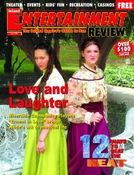 IER 7-05 - Inland Entertainment Review Magazine