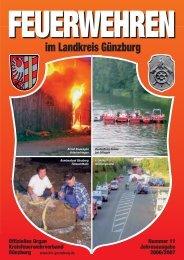 FEUERWEHREN - Kreisfeuerwehrverband Günzburg