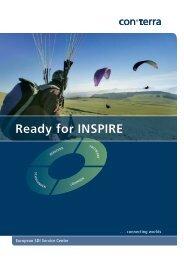 Ready for INSPIRE - con terra GmbH