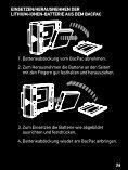 Batterie BacPac™ - Seite 5