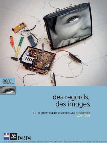 Programme 2010-2011 - ACAP • Cinéma • Pôle Image Picardie