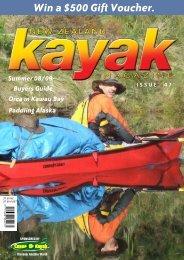 Win a $500 Gift Voucher. - Canoe & Kayak