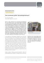 Televisionäre - Visus Technology Transfer GmbH