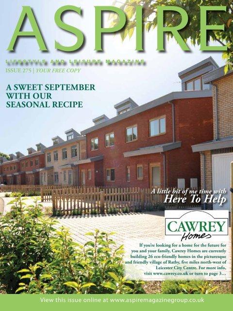 Feature - Aspire Magazine
