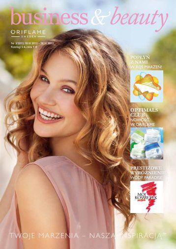 Nr 3/2013, Katalogi 5-6 - Oriflame
