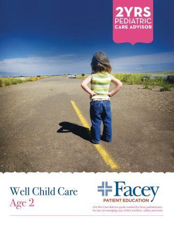 Pediatric Care Advisor - Facey Medical Group