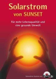 von SUNSET - GWS Connecting GmbH