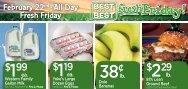 1 99 38 ¢ $2 29 $1 19 - URM Stores, Inc.